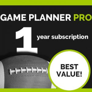 1-Year Subscription: Kickoff Special